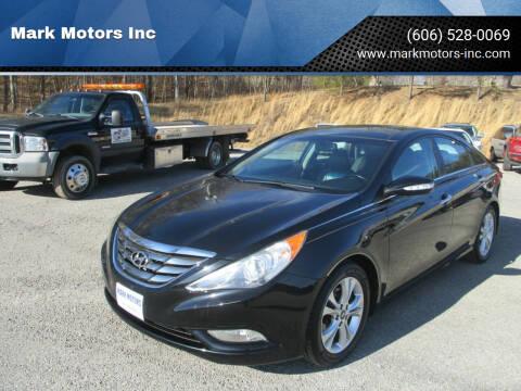 2012 Hyundai Sonata for sale at Mark Motors Inc in Gray KY