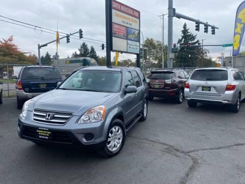 2005 Honda CR-V for sale at Tacoma Autos LLC in Tacoma WA