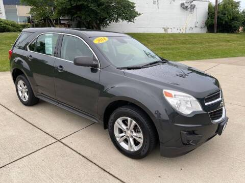 2014 Chevrolet Equinox for sale at Best Buy Auto Mart in Lexington KY