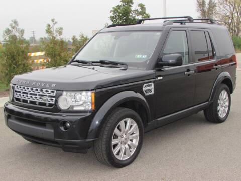 2012 Land Rover LR4 for sale at R & I Auto in Lake Bluff IL