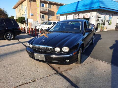 2005 Jaguar X-Type for sale at Nationwide Auto Group in Melrose Park IL