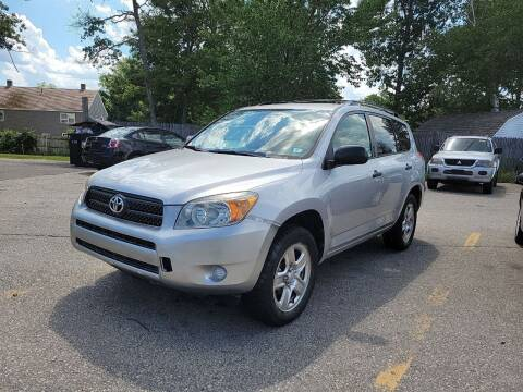 2006 Toyota RAV4 for sale at J's Auto Exchange in Derry NH