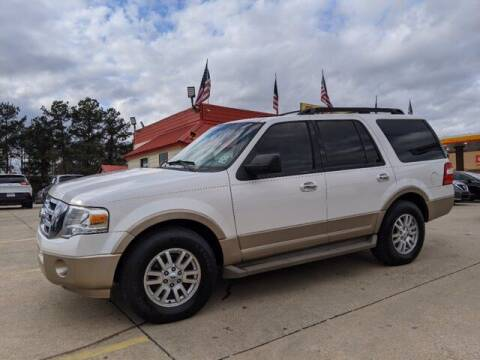 2012 Ford Expedition for sale at CarZoneUSA in West Monroe LA