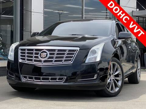 2014 Cadillac XTS for sale at Carmel Motors in Indianapolis IN