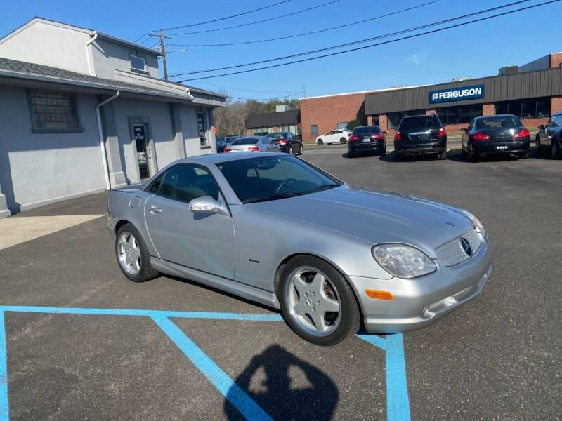 2001 Mercedes-Benz SLK for sale in Medford, NY