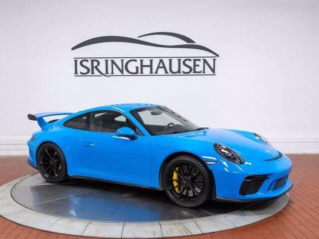 2018 Porsche 911 for sale in Springfield, IL
