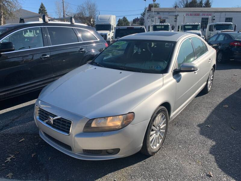 2007 Volvo S80 for sale at Harrisburg Auto Center Inc. in Harrisburg PA