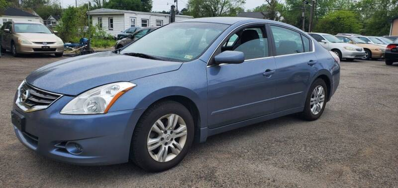 2010 Nissan Altima for sale at AUTO NETWORK LLC in Petersburg VA