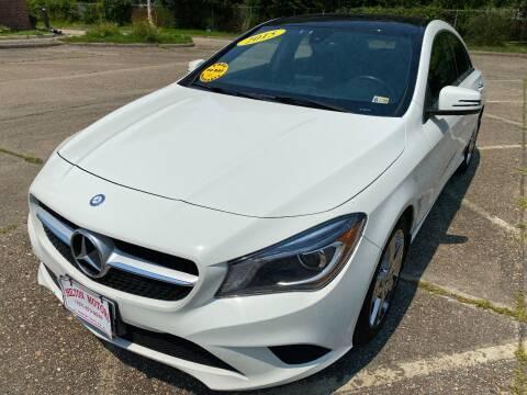 2015 Mercedes-Benz CLA for sale at Hilton Motors Inc. in Newport News VA