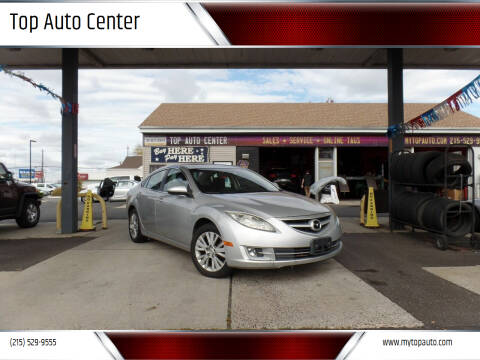 2010 Mazda MAZDA6 for sale at Top Auto Center in Quakertown PA