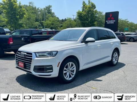 2018 Audi Q7 for sale at Midstate Auto Group in Auburn MA