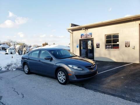2011 Mazda MAZDA6 for sale at Hackler & Son Used Cars in Red Lion PA