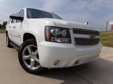 2012 Chevrolet Suburban for sale at Calvary Motors, Inc. in Bixby OK