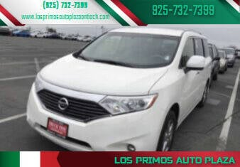 2016 Nissan Quest for sale at Los Primos Auto Plaza in Antioch CA