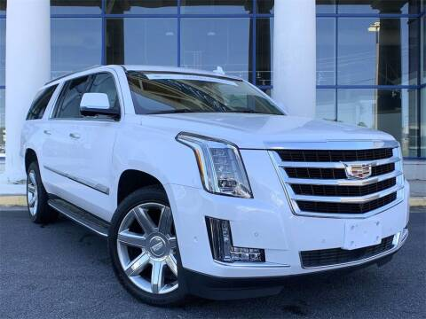 2020 Cadillac Escalade ESV for sale at Southern Auto Solutions - Capital Cadillac in Marietta GA