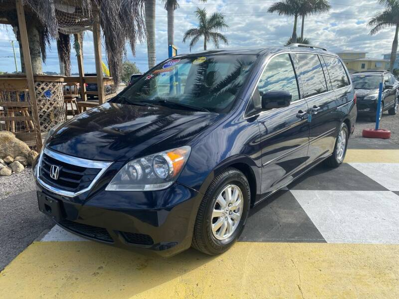 2008 Honda Odyssey for sale at D&S Auto Sales, Inc in Melbourne FL