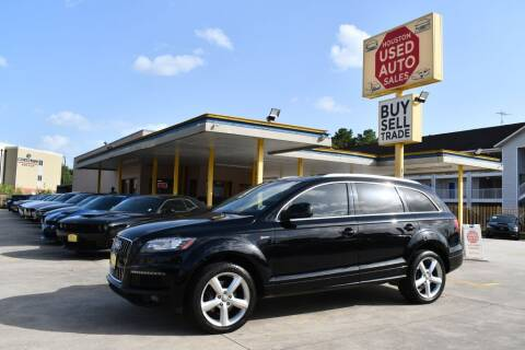 2014 Audi Q7 for sale at Houston Used Auto Sales in Houston TX
