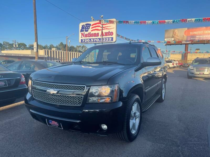 2009 Chevrolet Tahoe for sale at Nations Auto Inc. II in Denver CO
