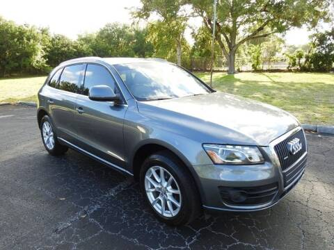 2012 Audi Q5 for sale at SUPER DEAL MOTORS 441 in Hollywood FL