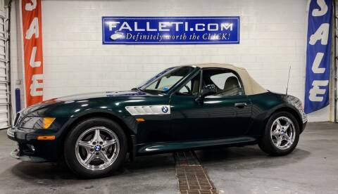 1997 BMW Z3 for sale at Falleti Motors, Inc.  est. 1976 in Batavia NY