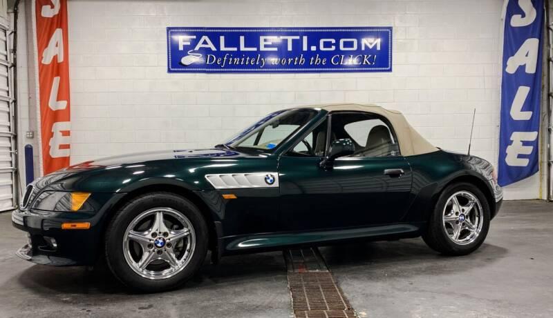 1997 BMW Z3 for sale at Falleti Motors, Inc.  est. 1976 in Batavia NY