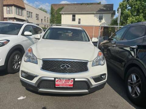 2017 Infiniti QX50 for sale at Buy Here Pay Here Auto Sales in Newark NJ