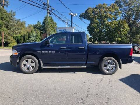 2012 RAM Ram Pickup 1500 for sale at Sports & Imports in Pasadena MD