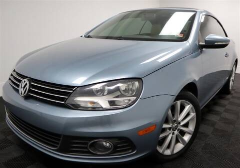 2013 Volkswagen Eos for sale at CarNova in Stafford VA