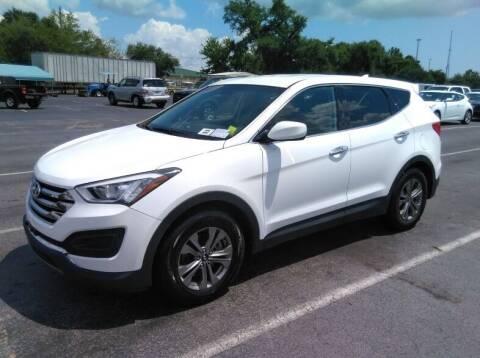 2016 Hyundai Santa Fe Sport for sale at Gulf Financial Solutions Inc DBA GFS Autos in Panama City Beach FL