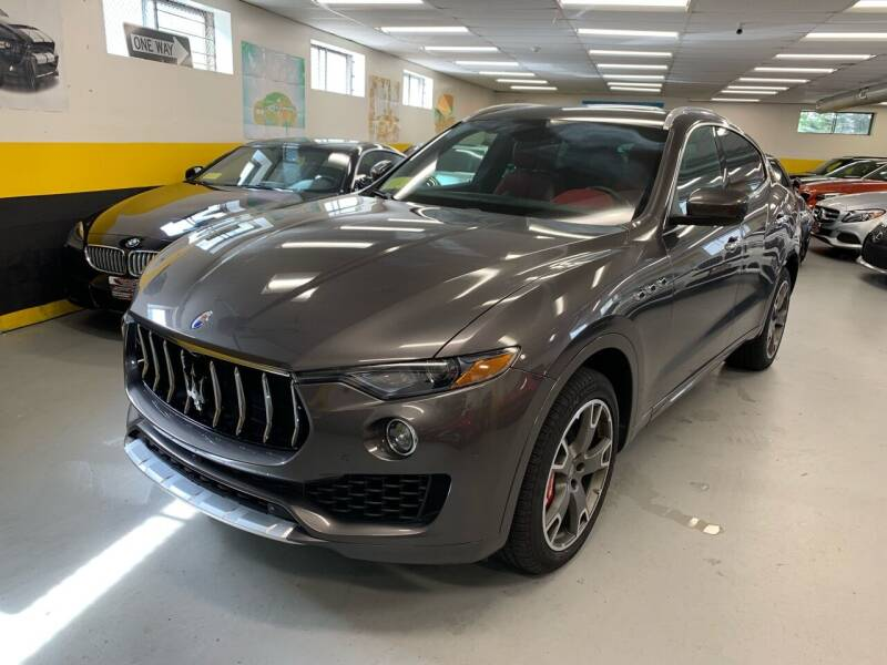 2017 Maserati Levante for sale at Newton Automotive and Sales in Newton MA