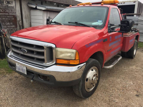 1999 Ford F-450 Super Duty for sale at Ody's Autos in Houston TX