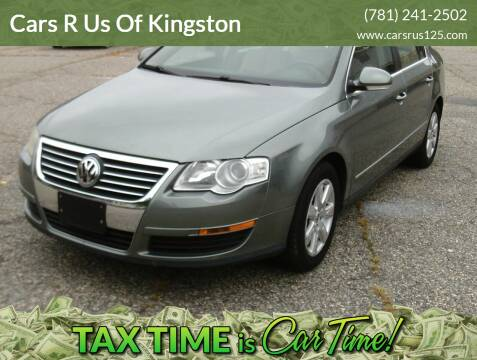 2007 Volkswagen Passat for sale at Cars R Us Of Kingston in Kingston NH