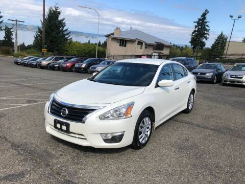 2015 Nissan Altima for sale at KARMA AUTO SALES in Federal Way WA