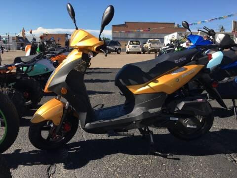 2018 Bintelli Bolt 150 cc for sale at Lakeside Auto & Sports in Garrison ND