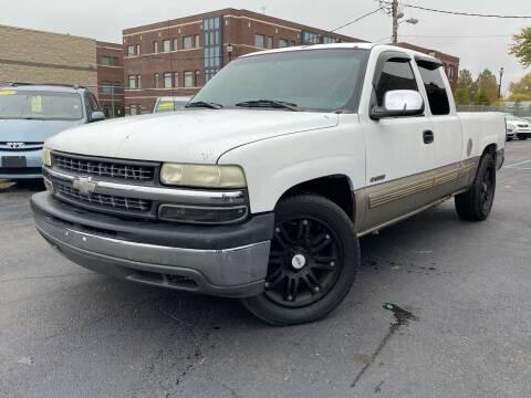 2002 Chevrolet Silverado 1500 for sale at Samuel's Auto Sales in Indianapolis IN