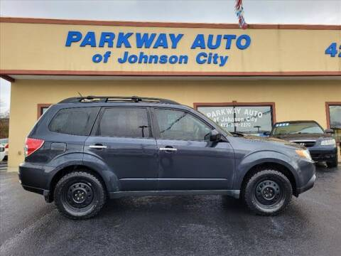 2012 Subaru Forester for sale at PARKWAY AUTO SALES OF BRISTOL - PARKWAY AUTO JOHNSON CITY in Johnson City TN