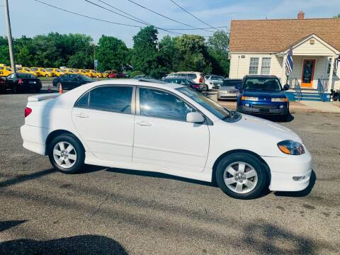 2006 Toyota Corolla for sale at New Wave Auto of Vineland in Vineland NJ