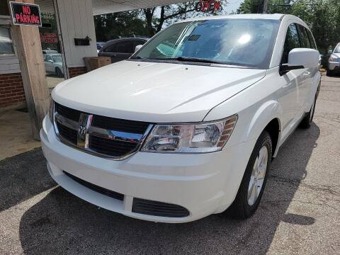 2009 Dodge Journey for sale at New Wheels in Glendale Heights IL