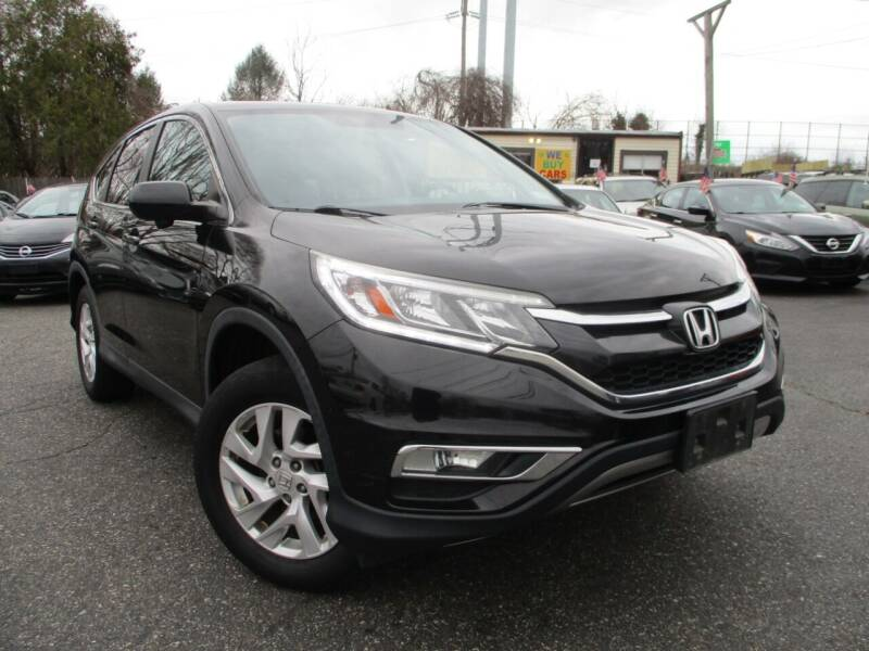 2015 Honda CR-V for sale at Unlimited Auto Sales Inc. in Mount Sinai NY