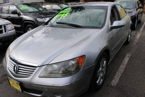 2007 Acura RL for sale at Lodi Auto Mart in Lodi NJ