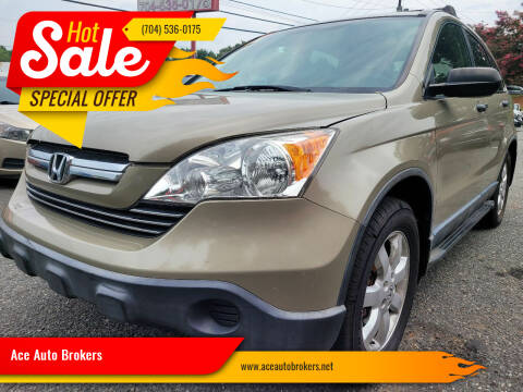 2007 Honda CR-V for sale at Ace Auto Brokers in Charlotte NC