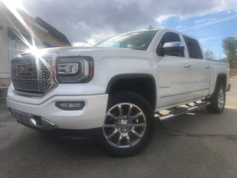 2016 GMC Sierra 1500 for sale at Beckham's Used Cars in Milledgeville GA
