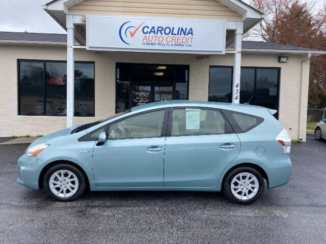 2014 Toyota Prius v for sale at Carolina Auto Credit in Youngsville NC