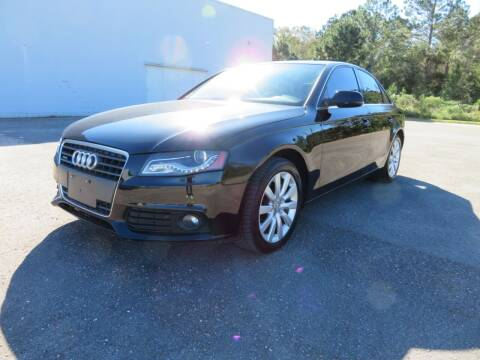 2011 Audi A4 for sale at Access Motors Co in Mobile AL