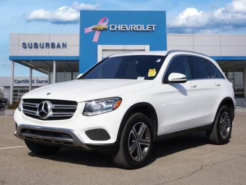 2018 Mercedes-Benz GLC for sale at Suburban Chevrolet of Ann Arbor in Ann Arbor MI