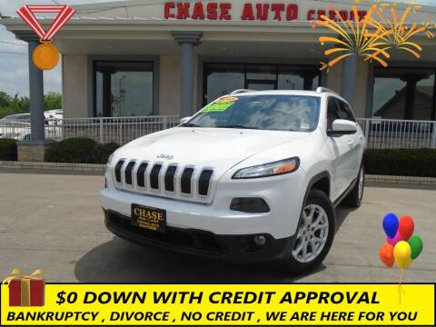 2015 Jeep Cherokee for sale at Chase Auto Credit in Oklahoma City OK