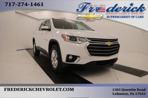 2018 Chevrolet Traverse for sale at Lancaster Pre-Owned in Lancaster PA