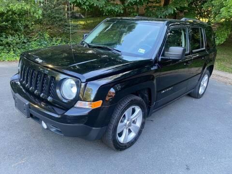 2014 Jeep Patriot for sale at DMV Automotive in Falls Church VA