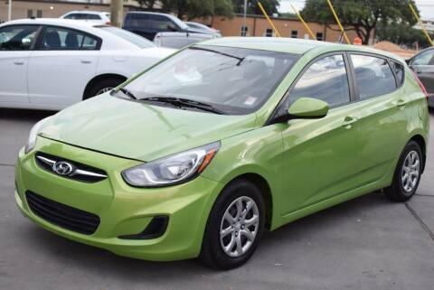 2012 Hyundai Accent for sale at Capital City Trucks LLC in Round Rock TX