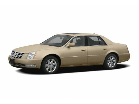 2006 Cadillac DTS for sale at Sundance Chevrolet in Grand Ledge MI